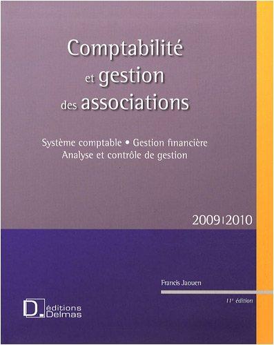 comptabilit-et-gestion-des-associations-systme-comptable-gestion-financire-analyse-et-contrle-de-gestion