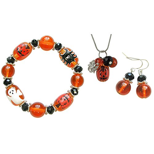 linpeng-international-perle-vacances-en-metal-kit-halloween-noir-orange
