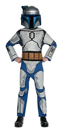 Jango Fett Kinderkostüm aus Star Wars, (Fett Kostüme Jango Halloween)