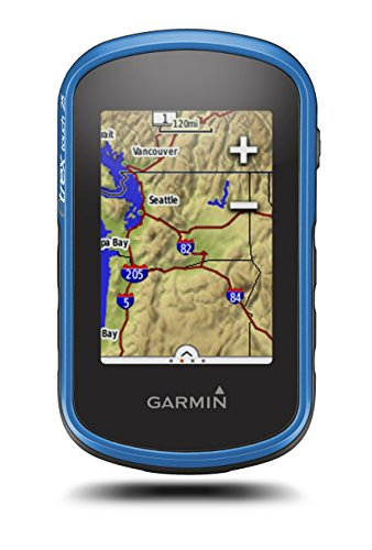 Garmin eTrex Touch 25 Recreational Handheld GPS - Black