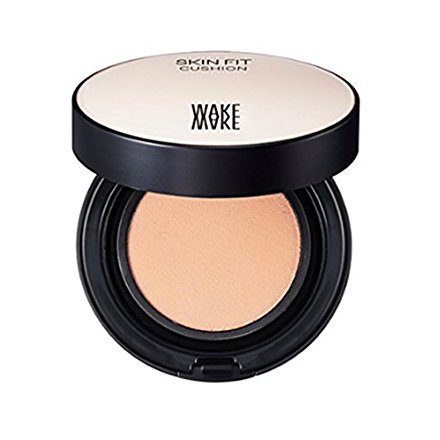 Wakemake Skin Fit Cc Cushion Pro Set (With Refill) (No2(Natural Beige 7176c41c58b