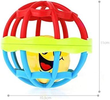 DishyKooker DishyKooker DishyKooker TF-TW717 Hochets Amusants pour bébé Motif Animaux de Dessin animé B07M945KTK 5269a4
