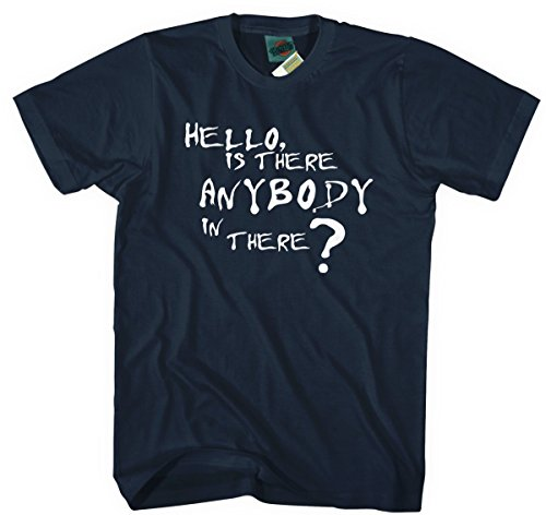 Pink Floyd Hello Is There Anybody In There T-shirt, S to XXL