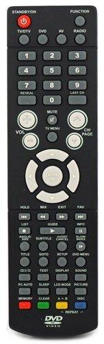Logik L26DIGB10 LCD TV Remote Control