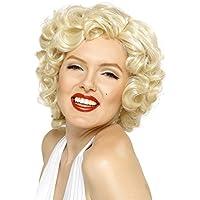 Marilyn Monroe Perücke Blond Kurz, One Size