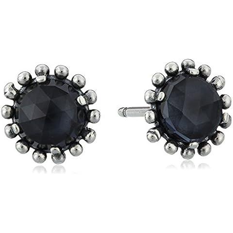 Pandora 290561NBC - Pendientes de plata con cristal