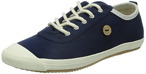 Faguo  Oak,  Sneaker donna Blu Bleu (Marine/Craie) 41