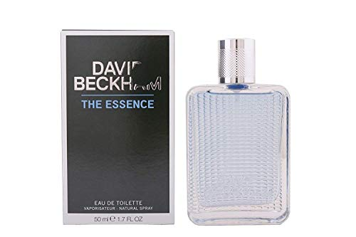 David Beckham The Essence EDT 50 ml, 1er Pack (1 x 50 ml)