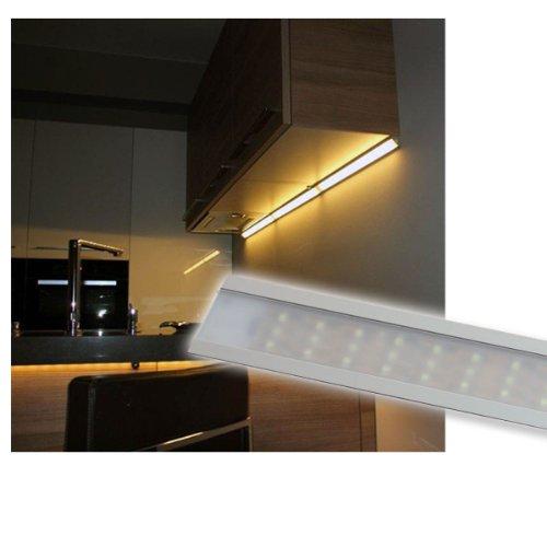 "LED Lichtleiste ""STARLINE"" 50cm warmweiß - Dreieck"