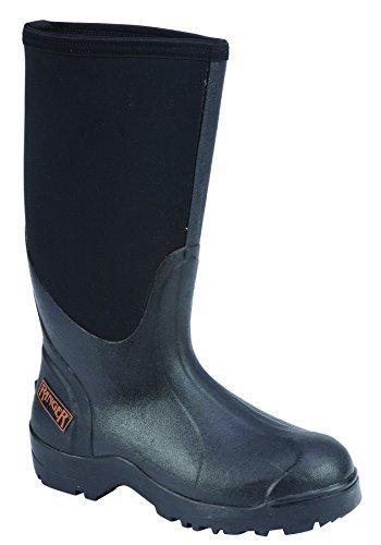 Ranger 67502-BL-090 Classic Outdoor Comfort Series Waterproof Boot, Size 9, Black by Ranger Peak Waterproof Boot