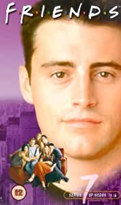 Friends: Series 7 - Episodes 13-16 [VHS]