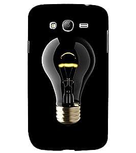 VINTAGE BULB DEPICTING INVENTION OF LIGHT 3D Hard Polycarbonate Designer Back Case Cover for Samsung Galaxy Grand i9080 :: Samsung Galaxy Grand i9082