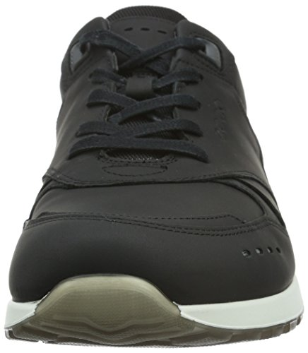 Ecco CS14 Herren Sneakers Schwarz (Black 1001)
