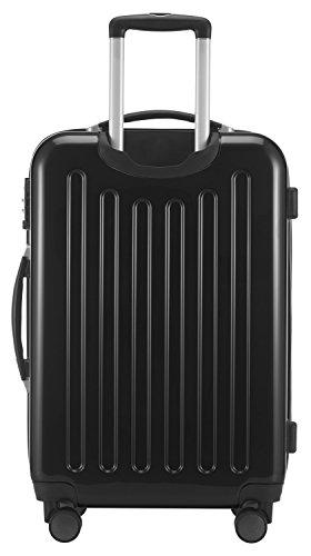 41T56ZHIWtL - Hauptstadtkoffer Juego de maletas, negro (Negro) - 82780004