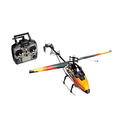 Preisvergleich Produktbild GoolRC WLtoys V913 Brushless Upgrade-Version 4Ch Helicopter RTF 70cm 2.4GHz eingebaute Gyro extrem stabile Flug