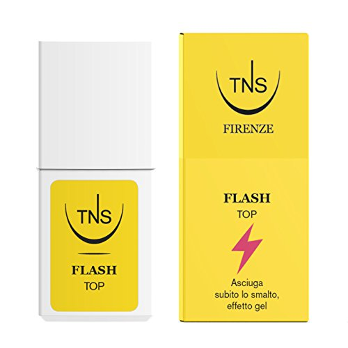 TNS COSMETICS Flash Top Coat 10 ml - 1 pz