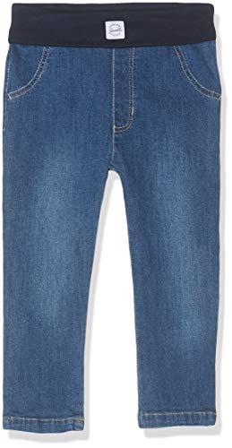 Sanetta Unisex Baby Jeans, Blau (blau 9527), 92 (Herstellergröße:092)