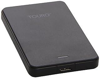 Hitachi Touro Mobile 500GB - Disco Duro Externo de 500 GB, Negro (B00698JPIA) | Amazon price tracker / tracking, Amazon price history charts, Amazon price watches, Amazon price drop alerts