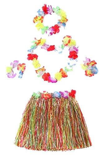 Alien Storehouse Kostüme Grass Skirts hawaiianischen Hula-Tanz-Kostüm - Grass Skirt Kostüm