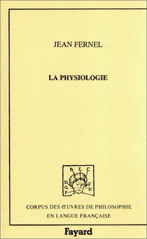 La physiologie par Jean Fernel
