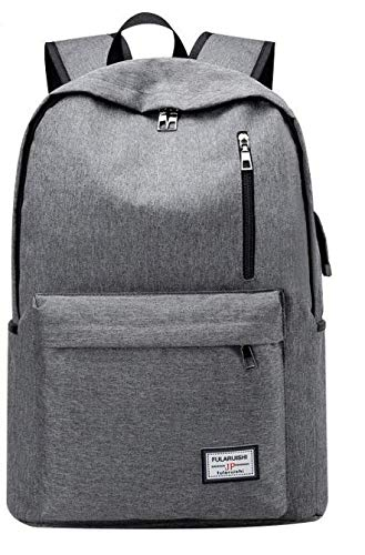 Große Kapazität Rucksack USB-Ladeschnittstelle Canvas Tasche Großhandel Außenhandel Mode großkapazität Tasche (Canvas Großhandel Taschen Für)