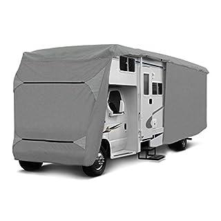 1PLUS Wohnmobil Schutzhülle Schutzhaube für Campingmobile in verschiedenen Größen (870 x 235 x 275 cm)