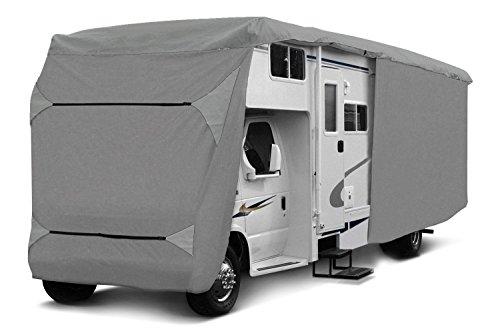 1PLUS Wohnmobil Schutzhülle Schutzhaube für Campingmobile in verschiedenen Größen (610 x 235 x 275 cm)