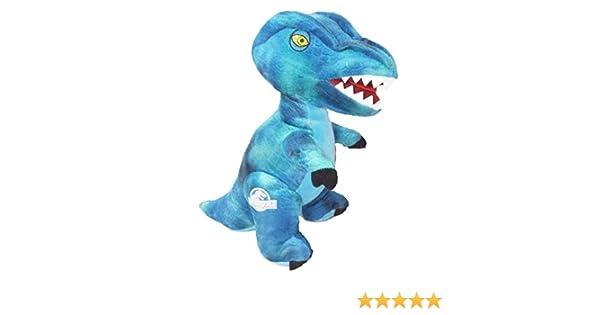Jurassic World Dinosauri Peluche Peluche Blu T Rex: Amazon