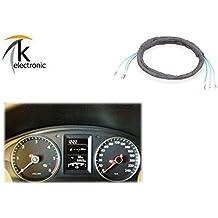 k-electronic Seat Ibiza 6J Pantalla multifunción/MFA/Ordenador de a Bordo Juego