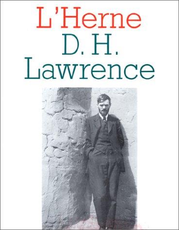 D.H. Lawrence (Les cahiers de lHerne) par Les cahiers de l'Herne