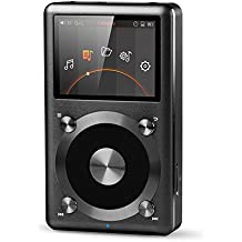 Fiio  - Reproductor mp3  x3ii hi-res audio y dac usb