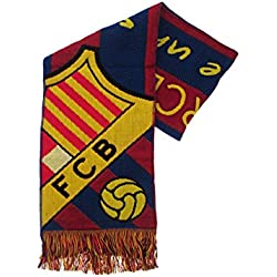 Bufanda oficial FCB Barcelona
