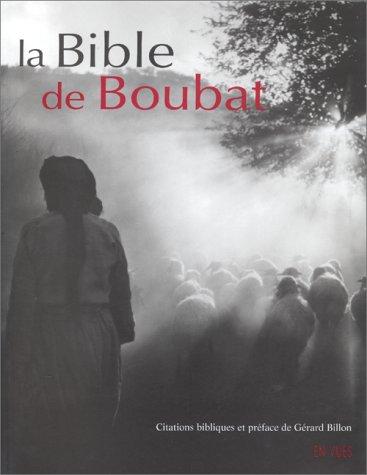 La Bible de Boubat