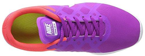 Nike Lunar Lux Tr, Scarpe da ginnastica Donna Viola (Purple (Hyper Violet/White/Bright Crimson))