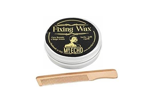 YUMI BIO - Perfect Haarpflege Kit - Set/Geschenk Ideales Haar-Balsam-Maske + Kamm mit Holzzähnen - Beste Bio-Produkte für die Haarpflege