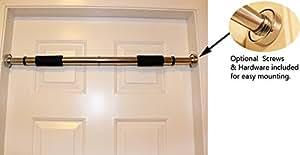 Kobo DPU-3Steel Door Gym (Chrome)