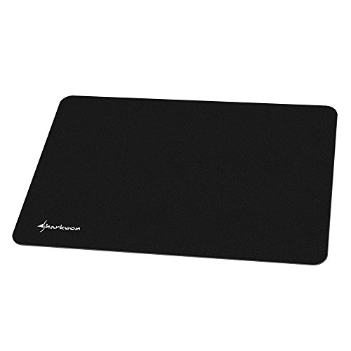 Sharkoon 1337 M Gaming Mouse Mat schwarz