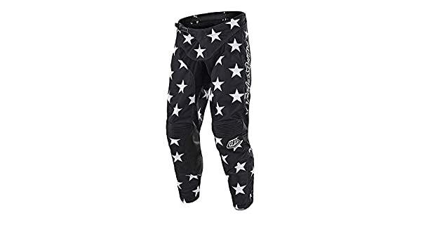 34 Vita = Eu 48 , Nero Pantaloni Motocross Troy Lee Designs 2018 Gp Mono Nero