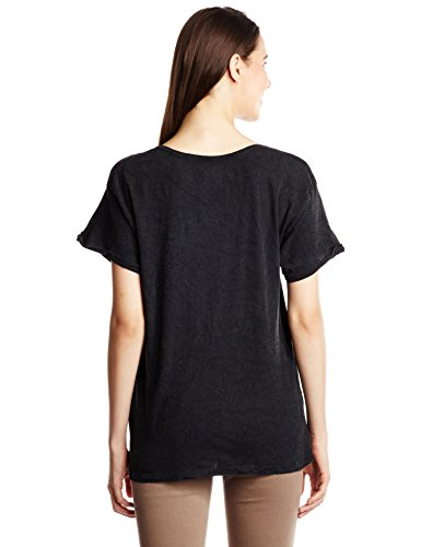 Damen T-Shirt Roxy Heart Breakers T-Shirt True Black