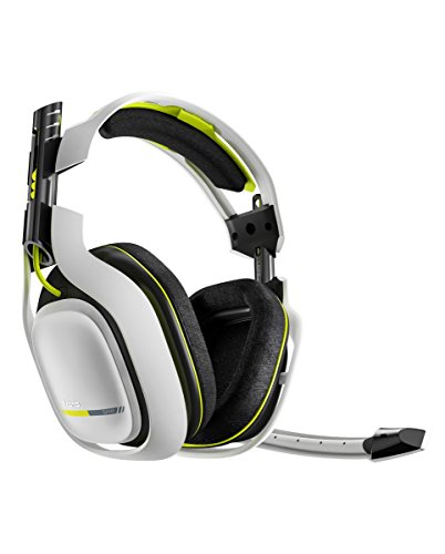 ASTRO Gaming Astro Gaming Refurbished A50 Wireless Headset Xbox One, White - Xbox One by ASTRO Gaming (Refurbished Wireless Kopfhörer)