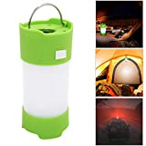 TinyBrite Battery Powered Portable Outdoor LED Tent Light for Outdoor, Emergency, Camping, Hiking