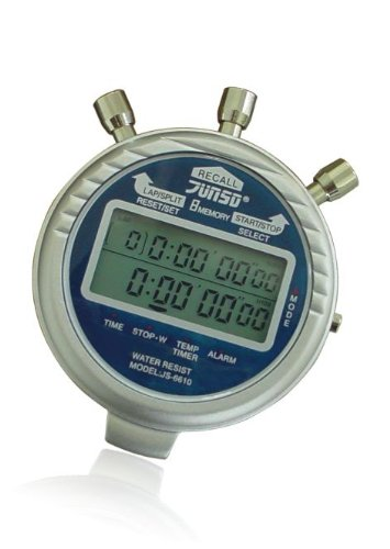 Junsd Metal Digital Stopwatch JS-6610 - Cronómetro