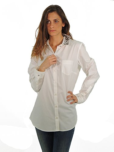 maxmara-weekend-womens-plain-long-sleeve-blouse-white-x-large