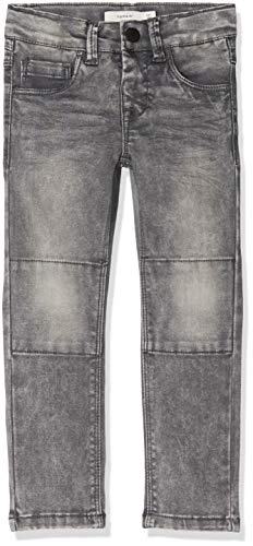 NAME IT Baby-Jungen NMMTHEO DNMCLAS 5152 Pant Hose, Grau (Medium Grey Denim), Herstellergröße:92