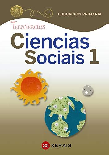 Ciencias Sociais 1 Educación Primaria Proxecto Tececiencias (2020)
