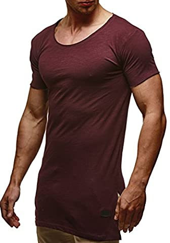 T Shirt Homme Oversize - LEIF NELSON - T-shirt - Homme -
