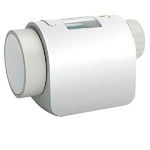 innogy SE Smart Home Heizkörperthermostat / Heizungssteuerung, App-Steuerung, smarte Regelung durch Heizprofile, einfache Installation und Bedienung, funktioniert mit Amazon Echo/Alexa, 10267395