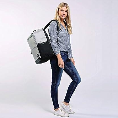 41T5S79xTBL. SS416  - Perth 45x35x20cm Anti-Theft mochila y bolsa de viaje de viaje