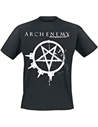 Arch Enemy Pure Fucking Metal Camiseta Negro 4fffa1f726807