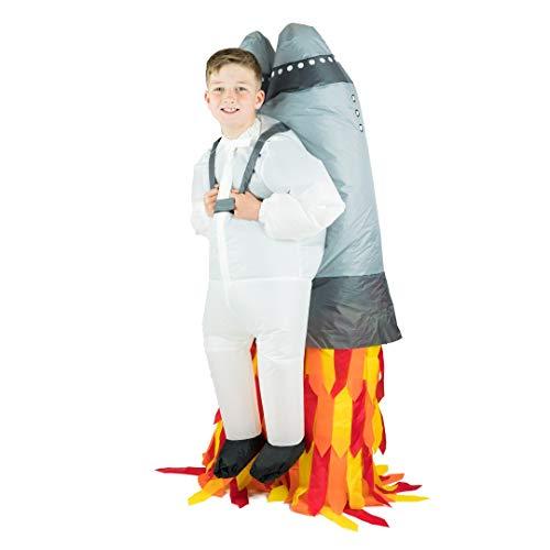 Bodysocks® Aufblasbares Jetpack Kostüm für Kinder
